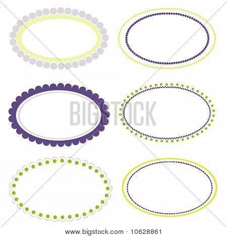 Set of elegant frames