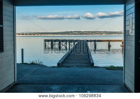 Lake Washington - Pier 2