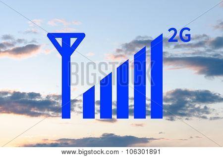 2G indicator