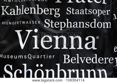 Vienna Souvenir Background