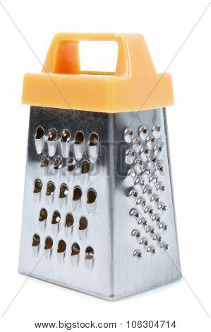 Grater On The White