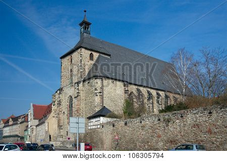 Moritzkirche, Halle, Germany