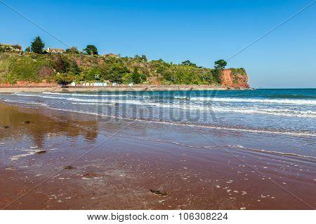 Goodrington Sands Beach Devon