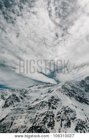 Mountain View At Elbrus Area.