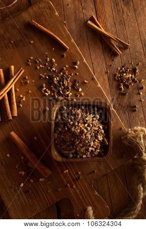 Raw Organic Mulling Spices