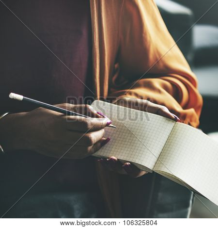 Ides Writing Thinking Diary Connection Concept