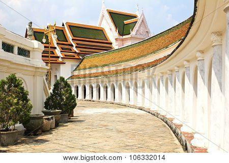 Wat Phra Pathom Jedi Temple, Nakhon Pathom, Thailand