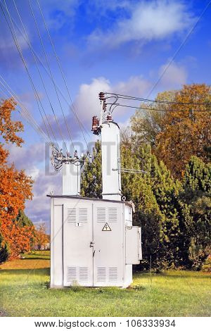Electric Power Transformer