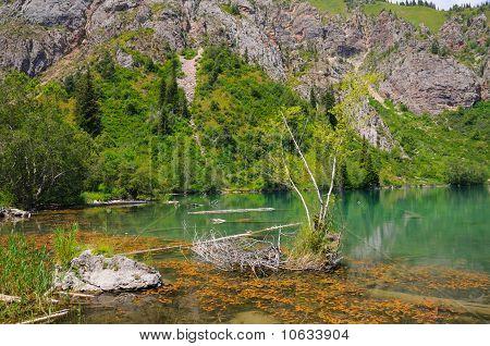 Lago de Sary-Chelek