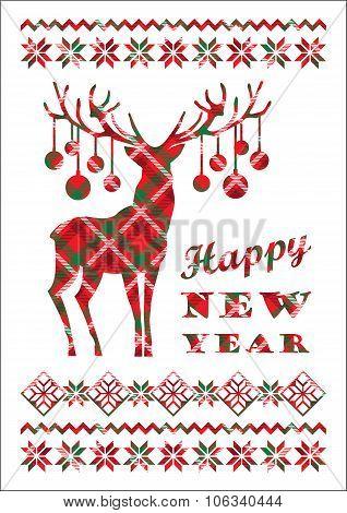 Happy New Year Background.