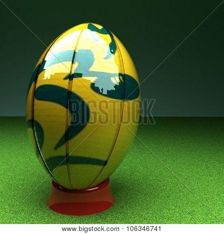 Australia Rugby Ball