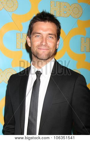 LOS ANGELES - JAN 11:  Antony  Starr at the HBO Post Golden Globes Party at a Beverly Hilton on January 11, 2015 in Beverly Hills, CA