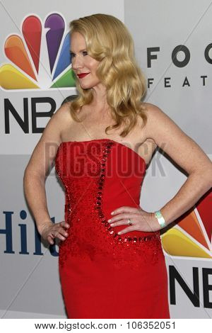 LOS ANGELES - JAN 11:  Tara Buck at the NBC Post Golden Globes Party at a Beverly Hilton on January 11, 2015 in Beverly Hills, CA