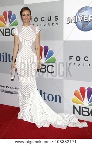 LOS ANGELES - JAN 11:  Catt Sadler at the NBC Post Golden Globes Party at a Beverly Hilton on January 11, 2015 in Beverly Hills, CA