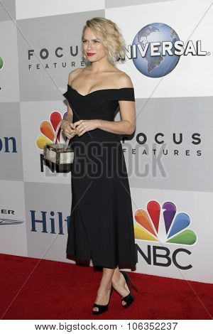 LOS ANGELES - JAN 11:  Bethany Joy Lenz at the NBC Post Golden Globes Party at a Beverly Hilton on January 11, 2015 in Beverly Hills, CA