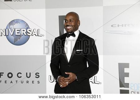 LOS ANGELES - JAN 11:  Dolvett Quince at the NBC Post Golden Globes Party at a Beverly Hilton on January 11, 2015 in Beverly Hills, CA