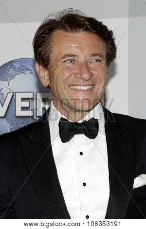 LOS ANGELES - JAN 11:  Robert Herjavec at the NBC Post Golden Globes Party at a Beverly Hilton on January 11, 2015 in Beverly Hills, CA