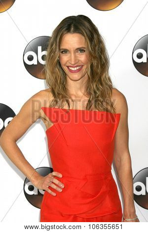 LOS ANGELES - JAN 14:  KaDee Strickland at the ABC TCA Winter 2015 at a The Langham Huntington Hotel on January 14, 2015 in Pasadena, CA