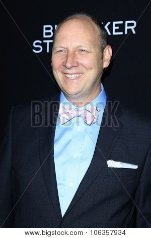 LOS ANGELES - OCT 27:  Dan Bakkedahl at the