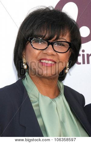 LOS ANGELES - DEC 10:  Cheryl Boone Isaacs at the 23rd Power 100 Women in Entertainment Breakfast at the MILK Studio on December 10, 2014 in Los Angeles, CA