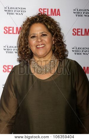 SANTA BARBARA - DEC 6:  Anna Deavere Smith at the