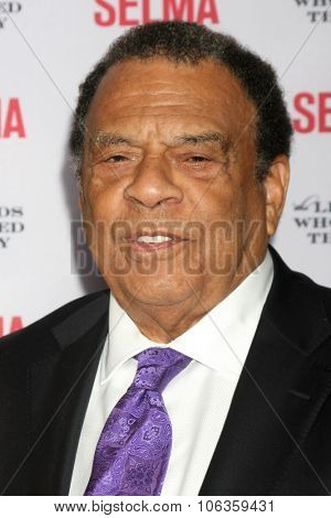 SANTA BARBARA - DEC 6:  Andrew Young at the