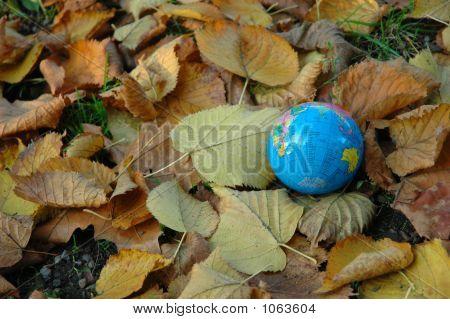 World In Autumn