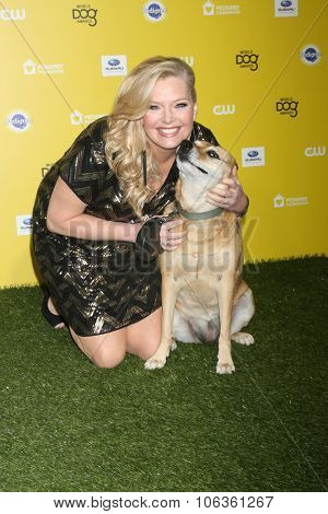 LOS ANGELES - JAN 10:  Melissa Peterman, Janet at the CW Network presents