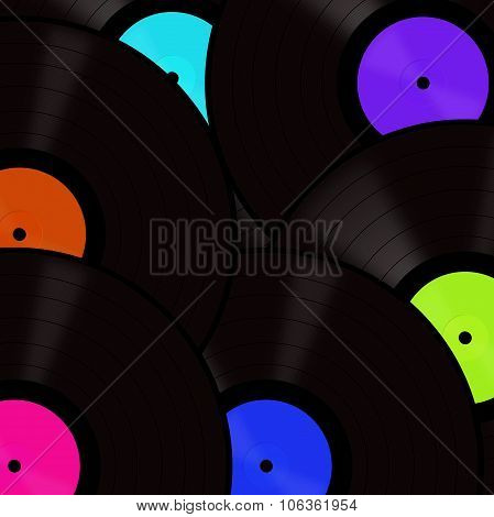 Record vinyl