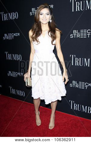 LOS ANGELES - OCT 27:  Blanca Blanco at the