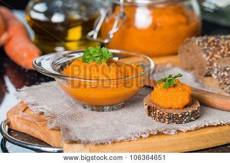 Squash Puree (squash Caviar)