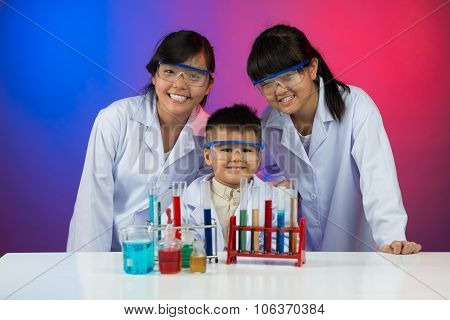 Chemistry Amateur Club