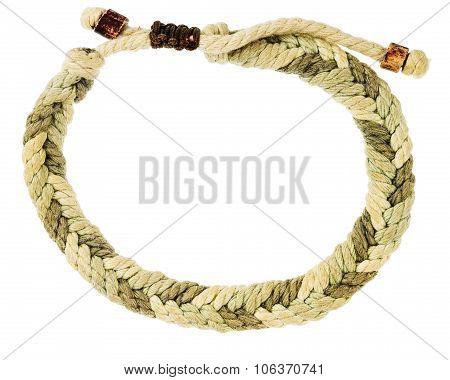 Braided Rope Bracelet