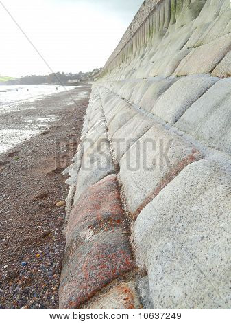 Stone Seawall Causeway