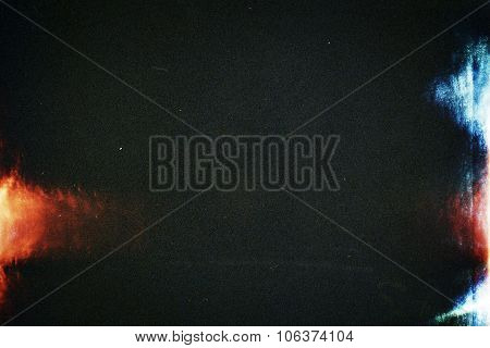 Abstract Noisy Film Texture Background
