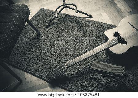 Old Gypsy Guitar