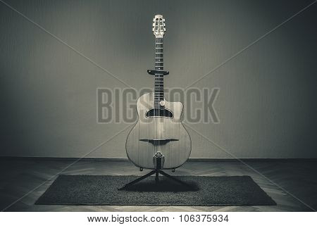 Old Gypsy Guitar