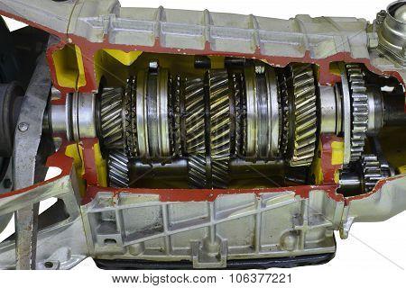 automotive engine