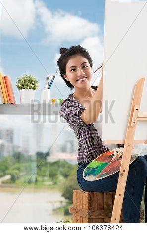 Lovely Artist