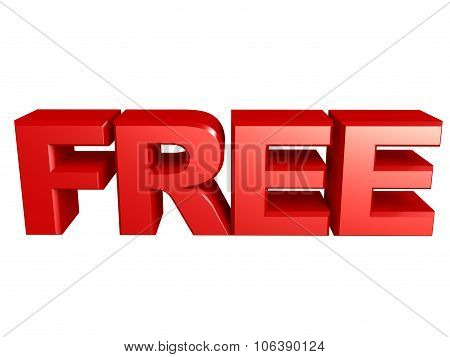 Free Text Sign