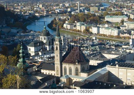 Scenic Salzburg