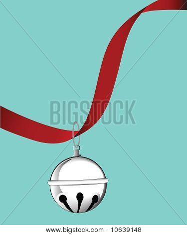 Bell On Ribbon