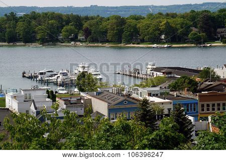Harbor Springs Waterfront