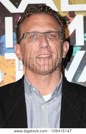 LOS ANGELES - OCT 28:  Nati Dinnar at the 29th Israel Film Festival - Opening Night Gala at the Saban Theatre on October 28, 2015 in Beverly Hills, CA