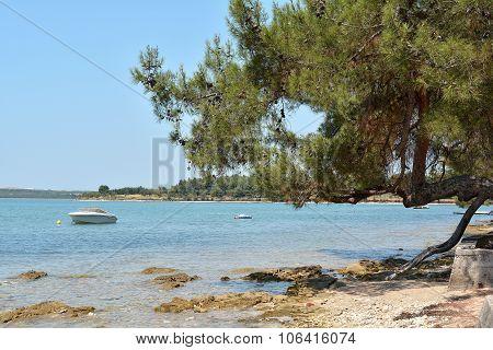 beach of Medulin
