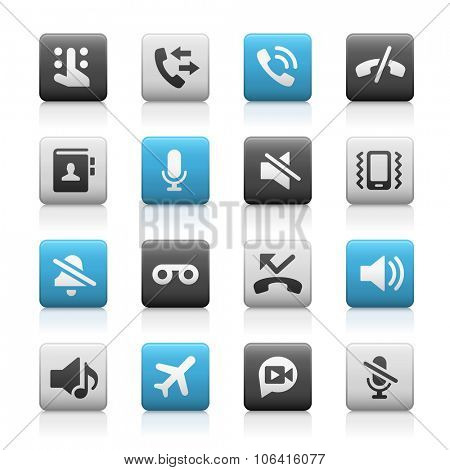 Web and Mobile Icons 1 // Matte Series