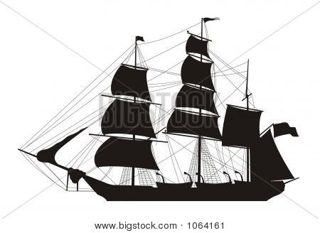 Ship Illustration