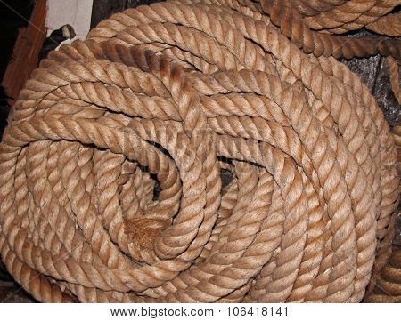 Shipping Rope.