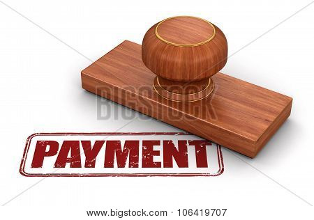 Stamp payment