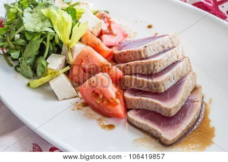 Seared Ahi